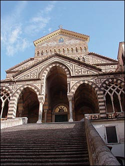 Sant'Andrea Church - Amalfi