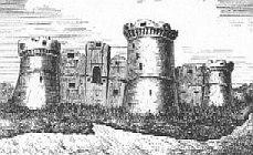 Castle Tramonto, Matera, Basilicata, SouthernItaly