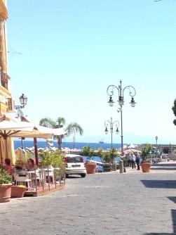 Fishing village of Cetara on the Amalfi Coast