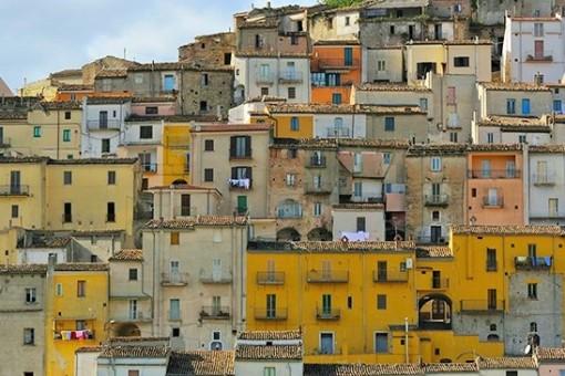 Calitri Borgo