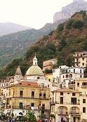 The Amalfi Coast Drive