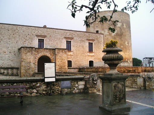 The Castle at Venosa