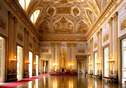 Royal Palace at Caserta
